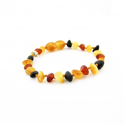 Amber Teething Bracelet TBNuR006