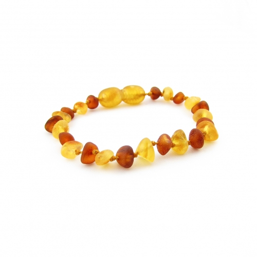 Amber Teething Bracelet TBNuR008