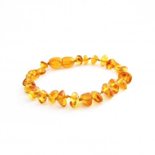 Amber Teething Bracelet TBNuP002