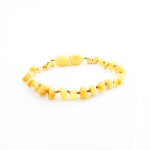 Amber Teething Bracelet TBNuP014