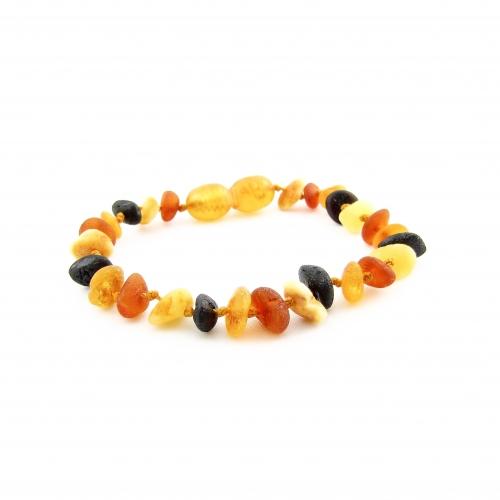 Amber Teething Bracelet TBChR006