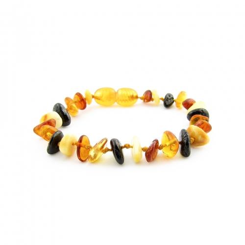 Amber Teething Bracelet TBChP006