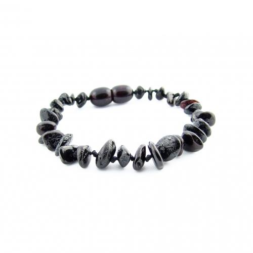 Amber Teething Bracelet TBChP005