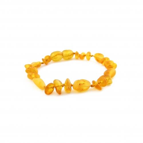 Amber Teething Bracelet TBMuR002