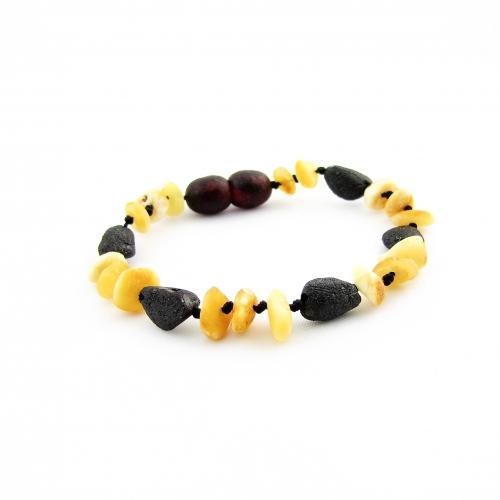 Amber Teething Bracelet TBMuR013