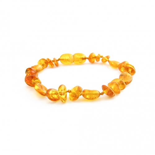 Amber Teething Bracelet TBMuP002