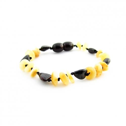 Amber Teething Bracelet TBMuP013