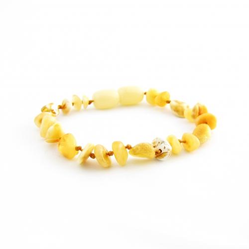 Amber Teething Bracelet TBMuP014