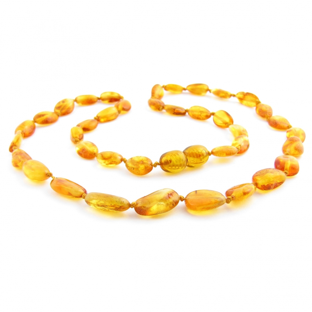 Amber Necklace 512