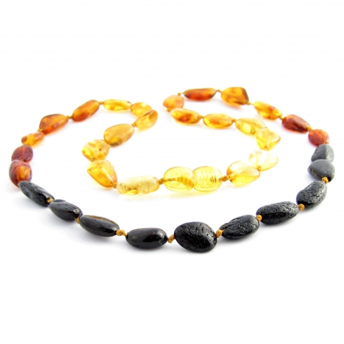 Amber Necklace 516
