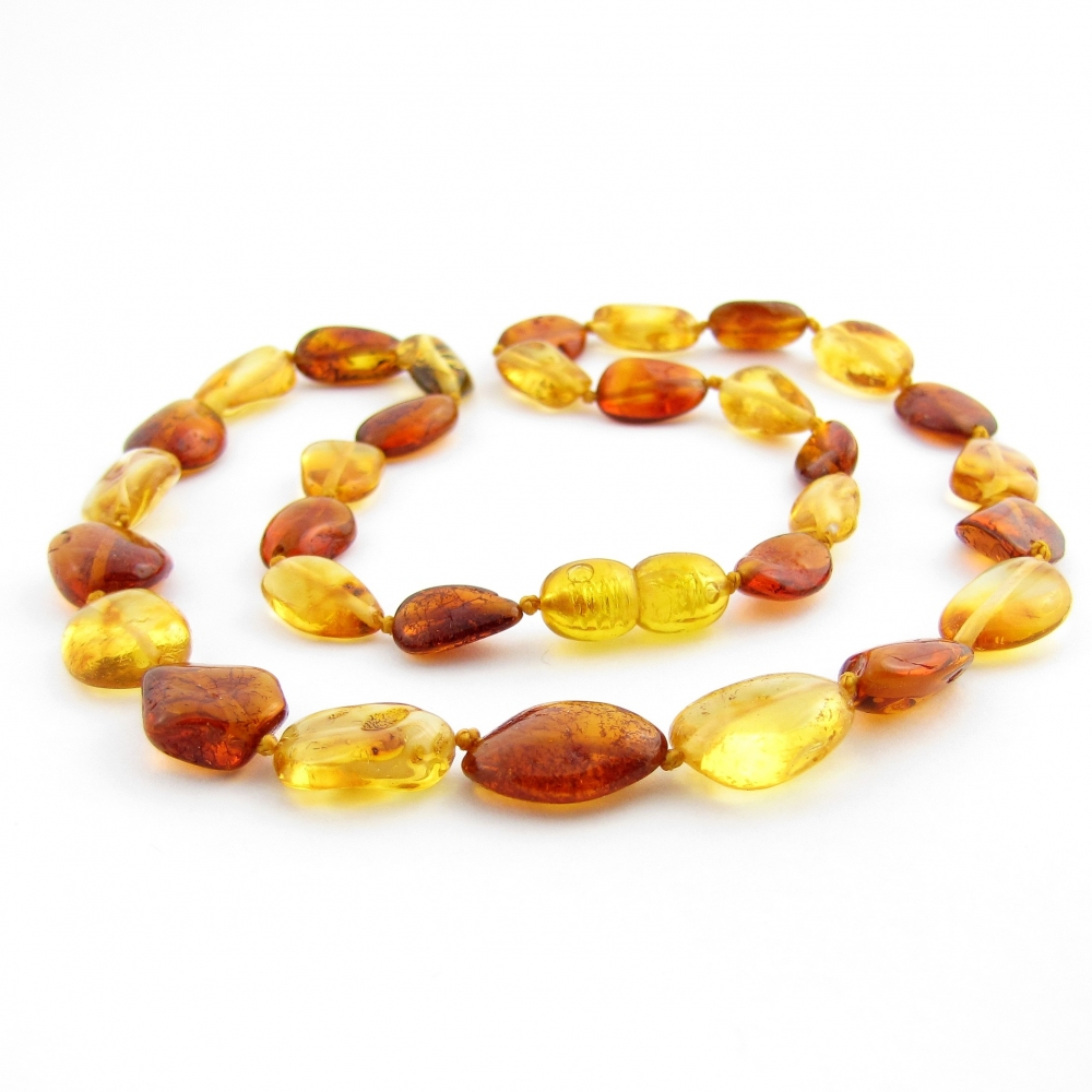 Amber Necklace 519