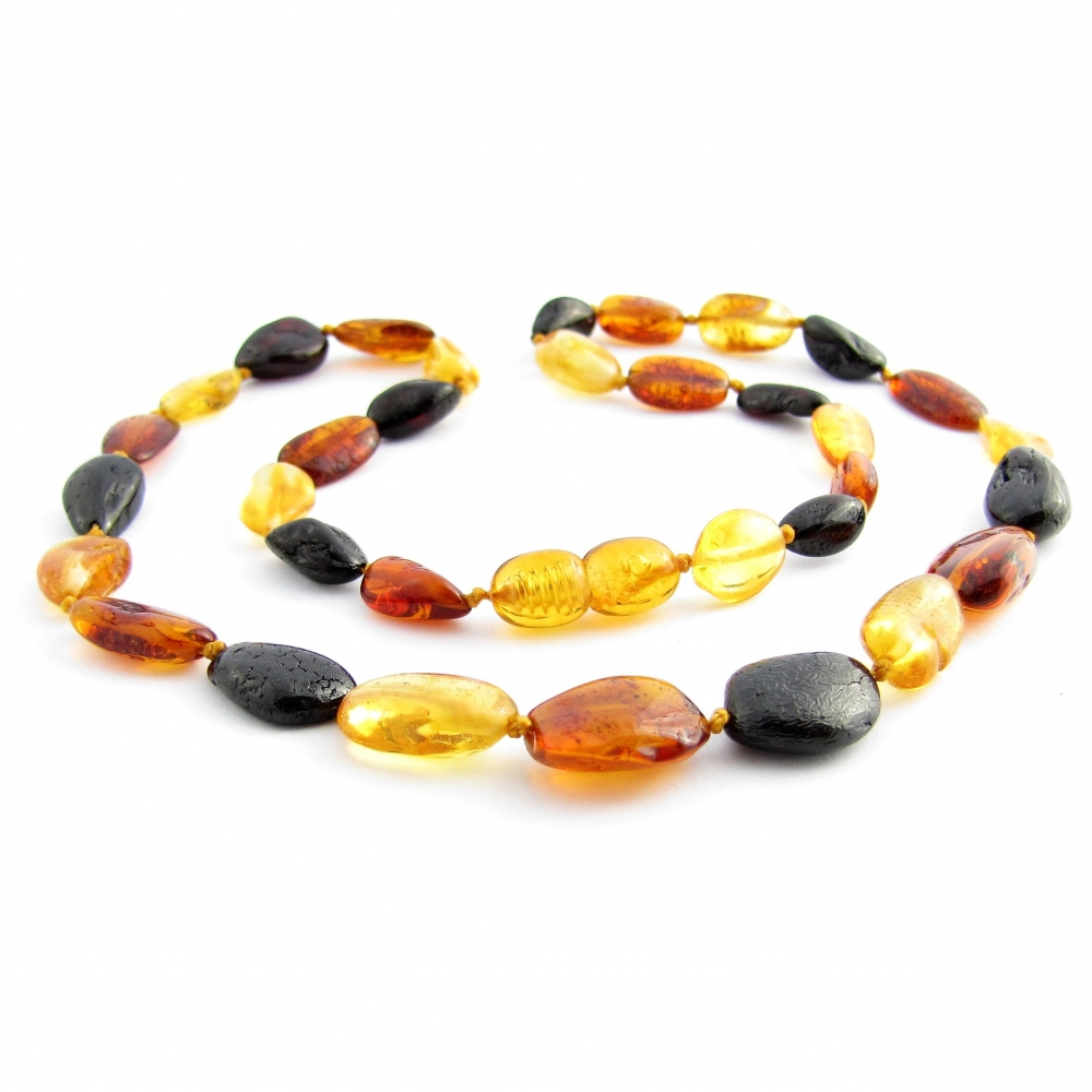 Amber Necklace 520
