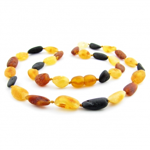 Amber Necklace 531