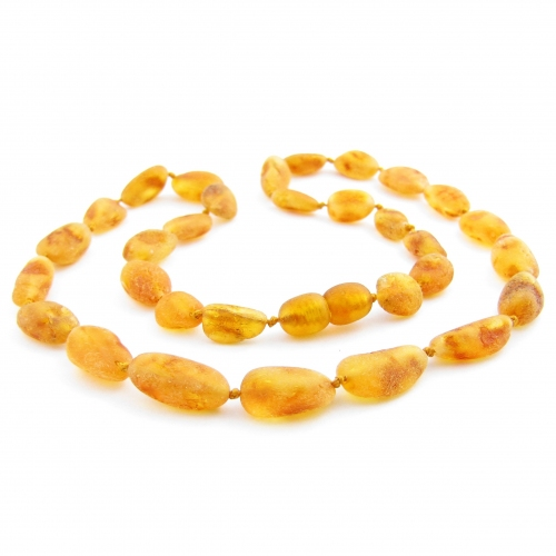 Amber Necklace 532