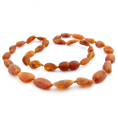 Amber Necklace 533