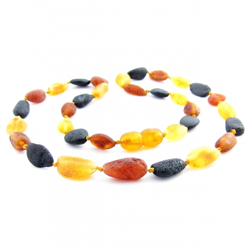 Amber Necklace 540