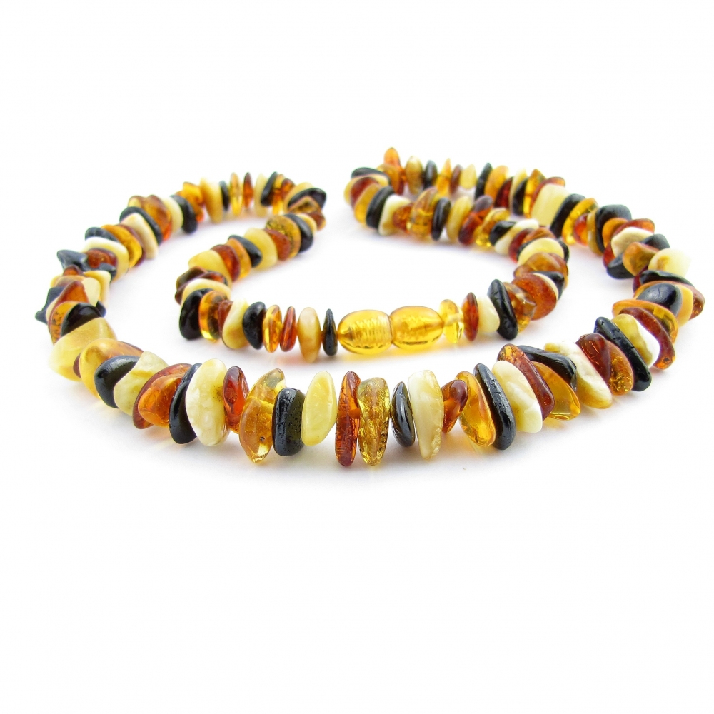 Amber Necklace 551