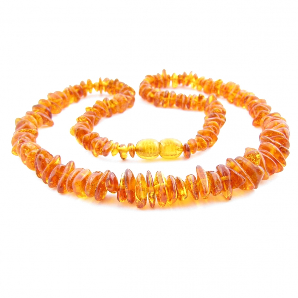 Amber Necklace 552