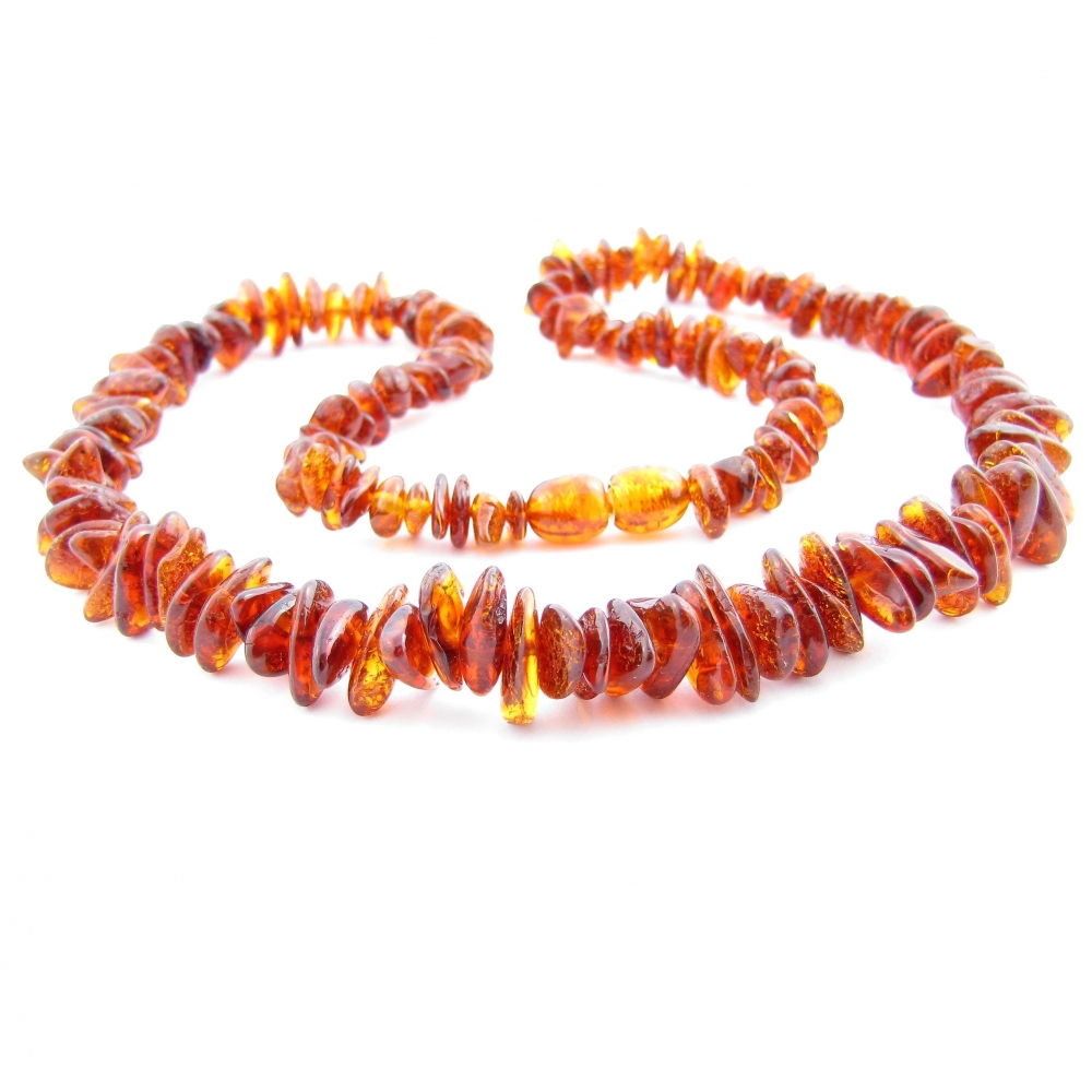 Amber Necklace 553