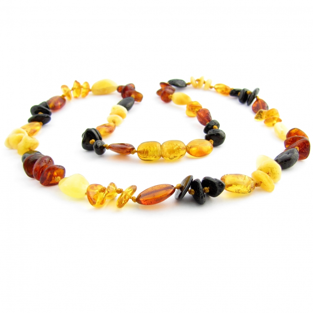 Amber Necklace 571