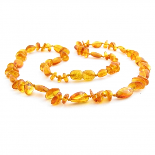 Amber Necklace 572