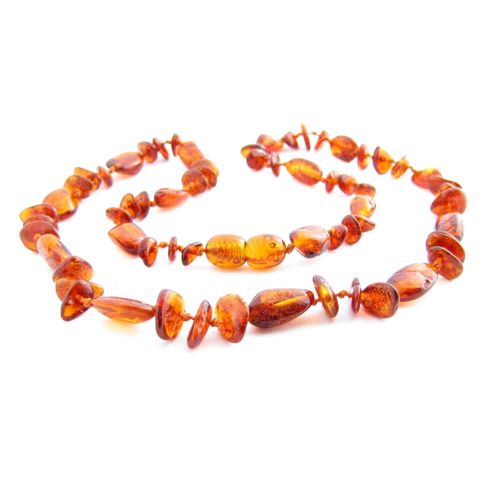 Amber Necklace 573