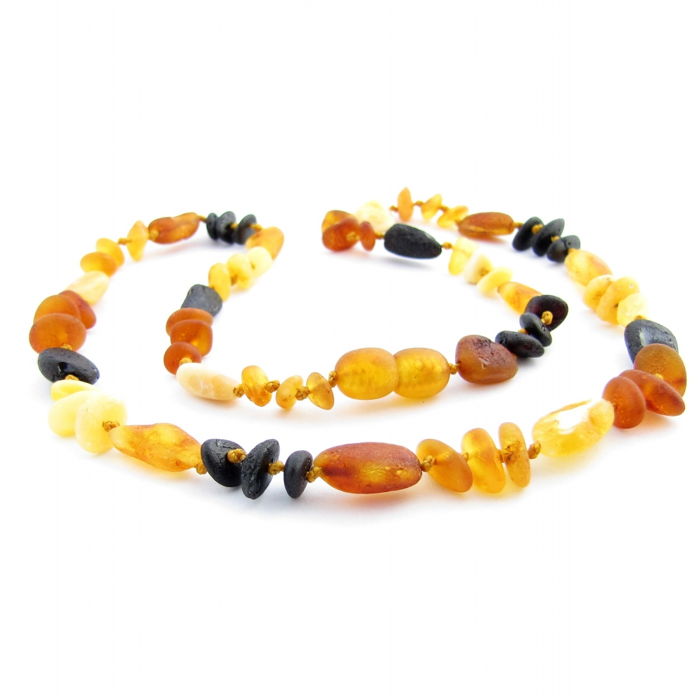 Amber Necklace 581