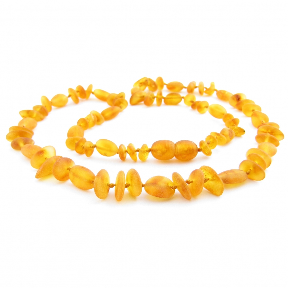Amber Necklace 582