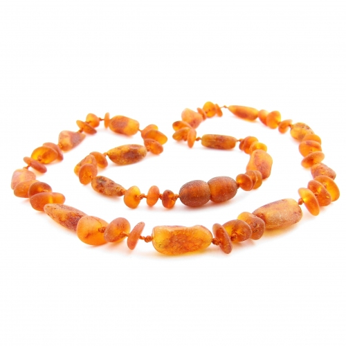 Amber Necklace 583