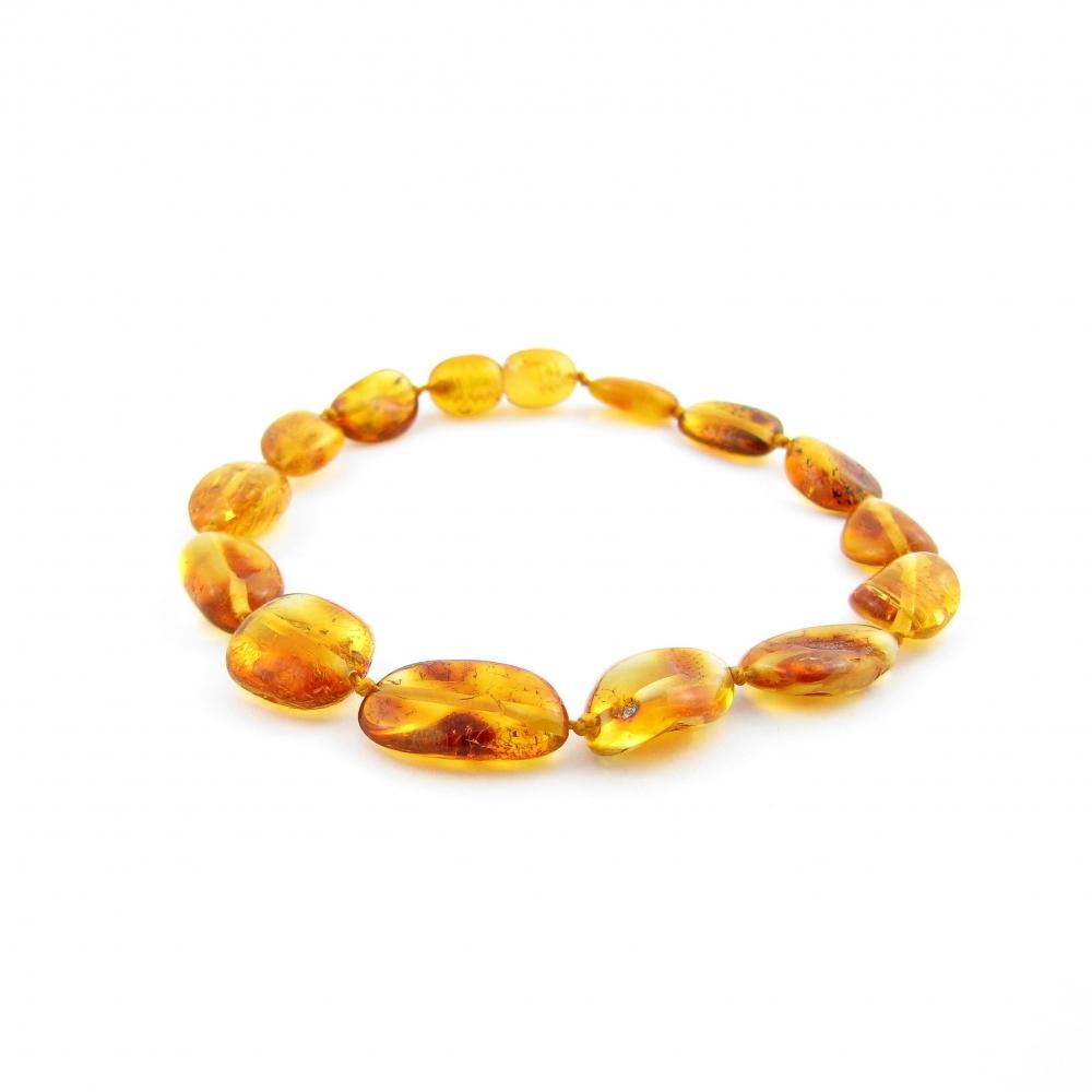 Amber Bracelet 712