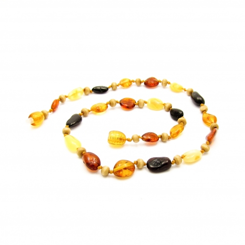 Amber Teething Necklace 231