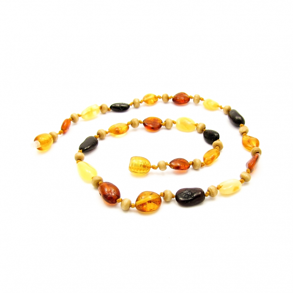 Teething Amber Necklace 231