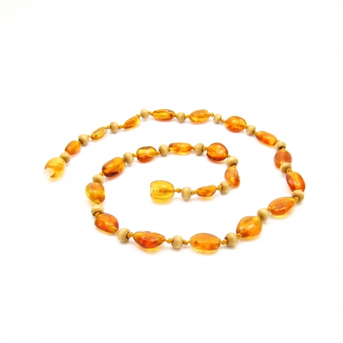 Amber Teething Necklace 232
