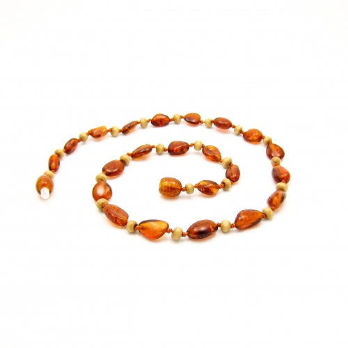 Amber Teething Necklace 233