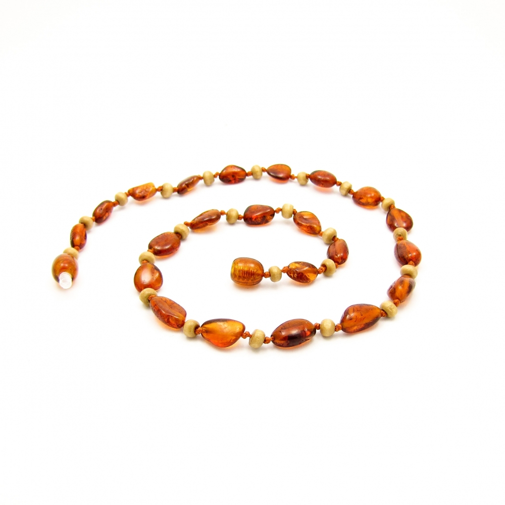Teething Amber Necklace 233