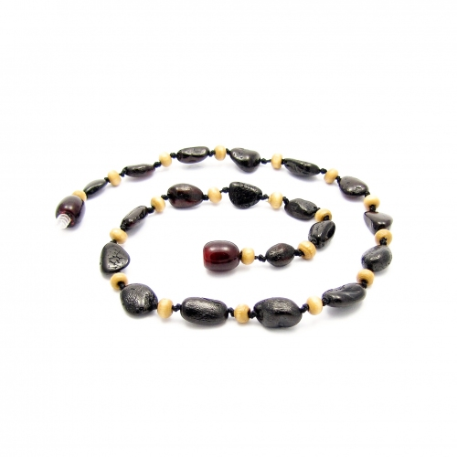 Amber Teething Necklace 234