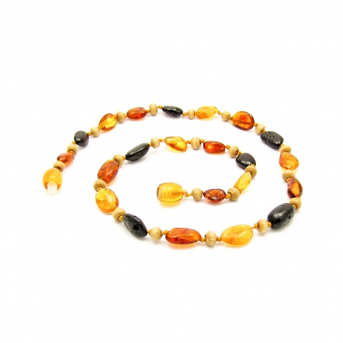 Amber Teething Necklace 240