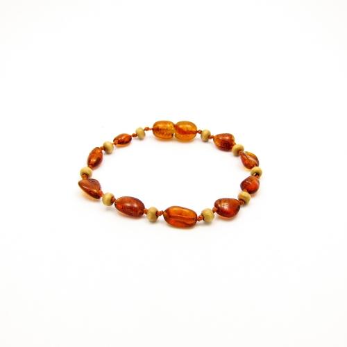 Amber Teething Bracelet 443