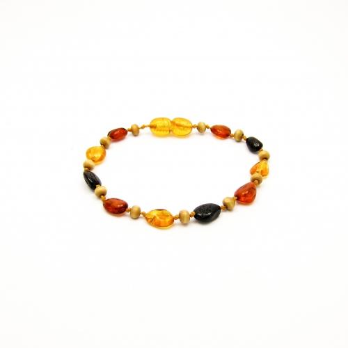 Amber Teething Bracelet 450