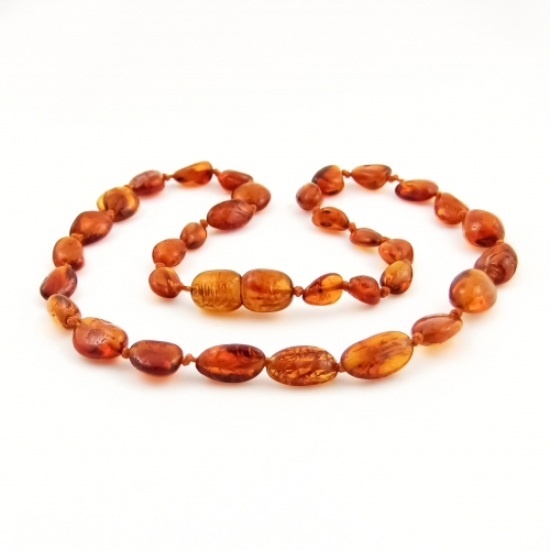 Baby Teething Amber Necklace 113