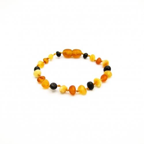 Baroque Amber Teething Bracelet TBBaR006