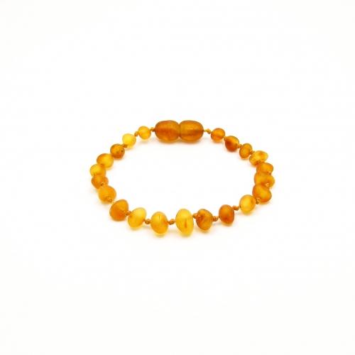 Baroque Amber Teething Bracelet TBBaR002