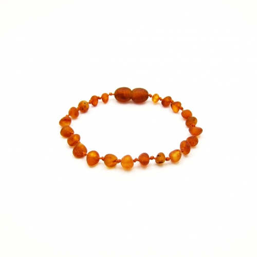 Baroque Amber Teething Bracelet TBBaR003