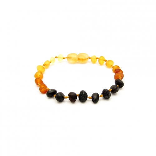 Baroque Amber Teething Bracelet TBBaR007