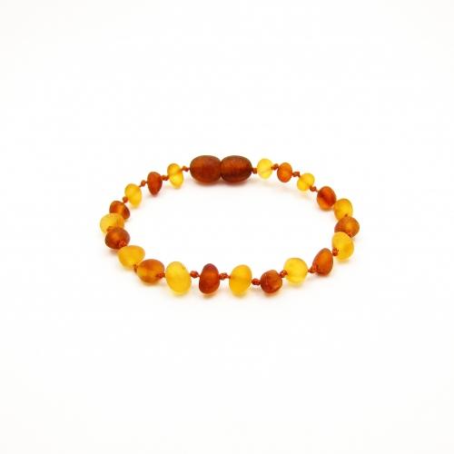 Baroque Amber Teething Bracelet TBBaR008