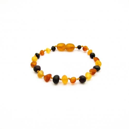 Baroque Amber Teething Bracelet TBBaR010
