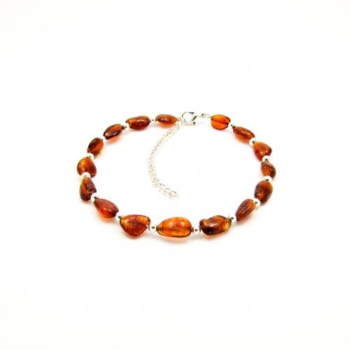 Amber Bracelet 833