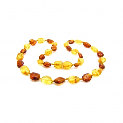 Amber Teething Necklace 119