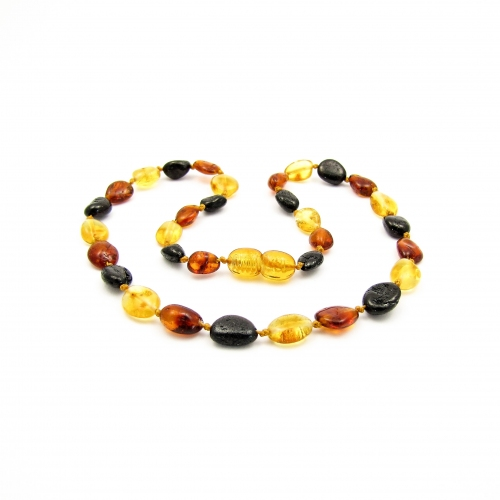 Amber Teething Necklace 120