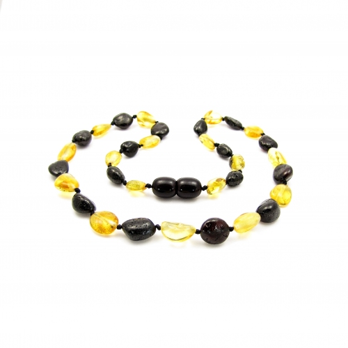 Amber Teething Necklace 122